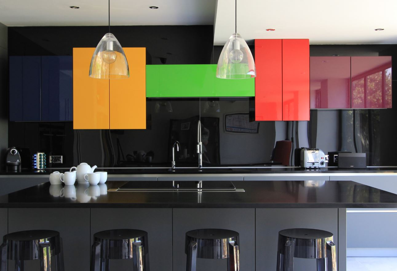 Ideas de Diseño de Cocina Moderna