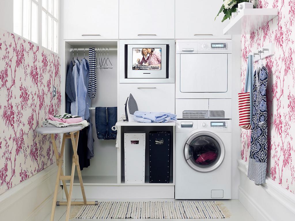 decorar cuarto lavado 2