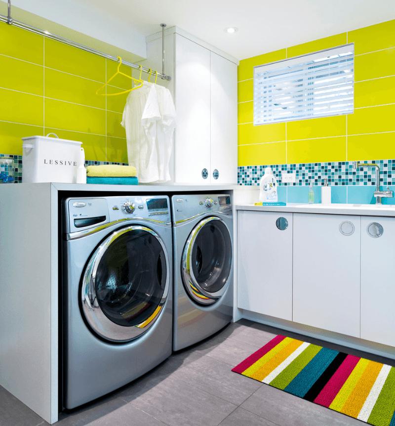 decorar cuarto lavado 7