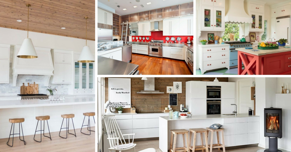 Ideas y dise os de gabinetes de cocina for Ideas de gabinetes de cocina