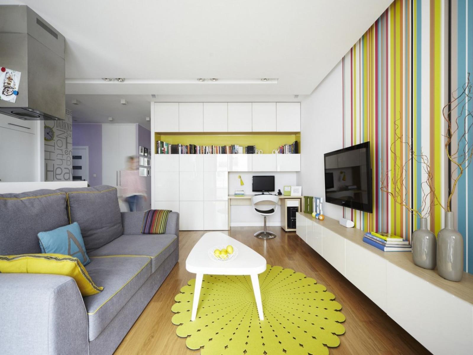 Ideas de Diseño de Sala de Estar Pequeñas