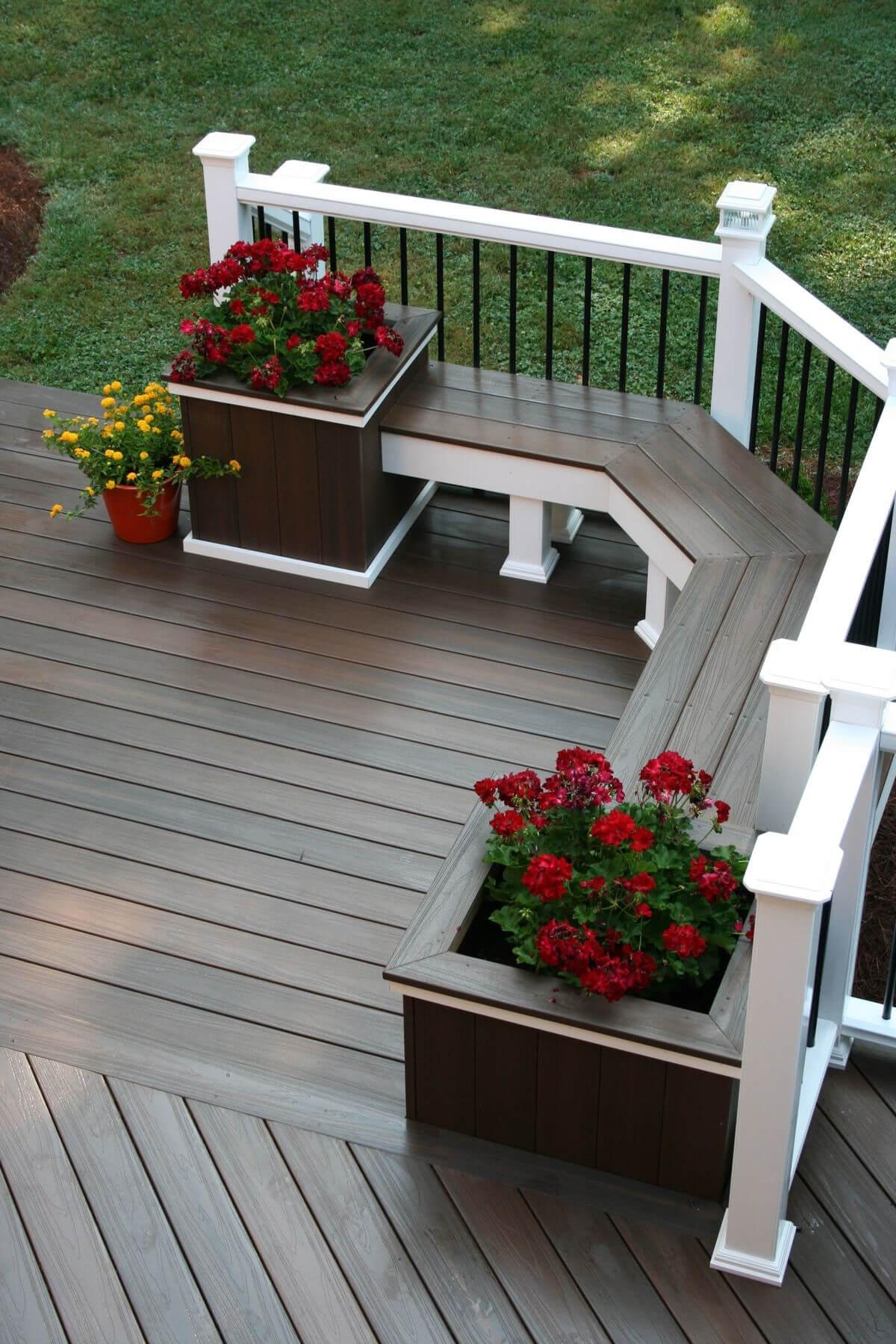 Ideas para Mejorar tu Jardín con estes Plantadores