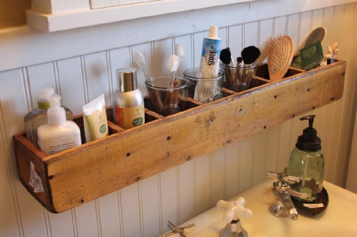 Sorprendentes Ideas DIY de Almacenamiento para Baños