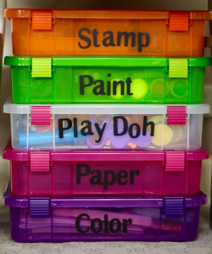 almacenamiento y organizacion en el hogar 16