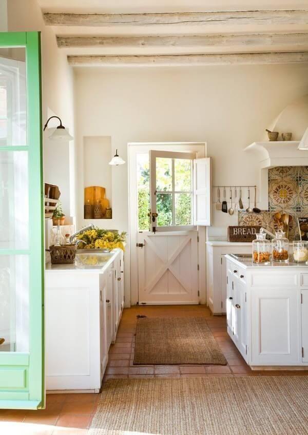 Ideas para la Decoración de Cocinas del estilo Granja
