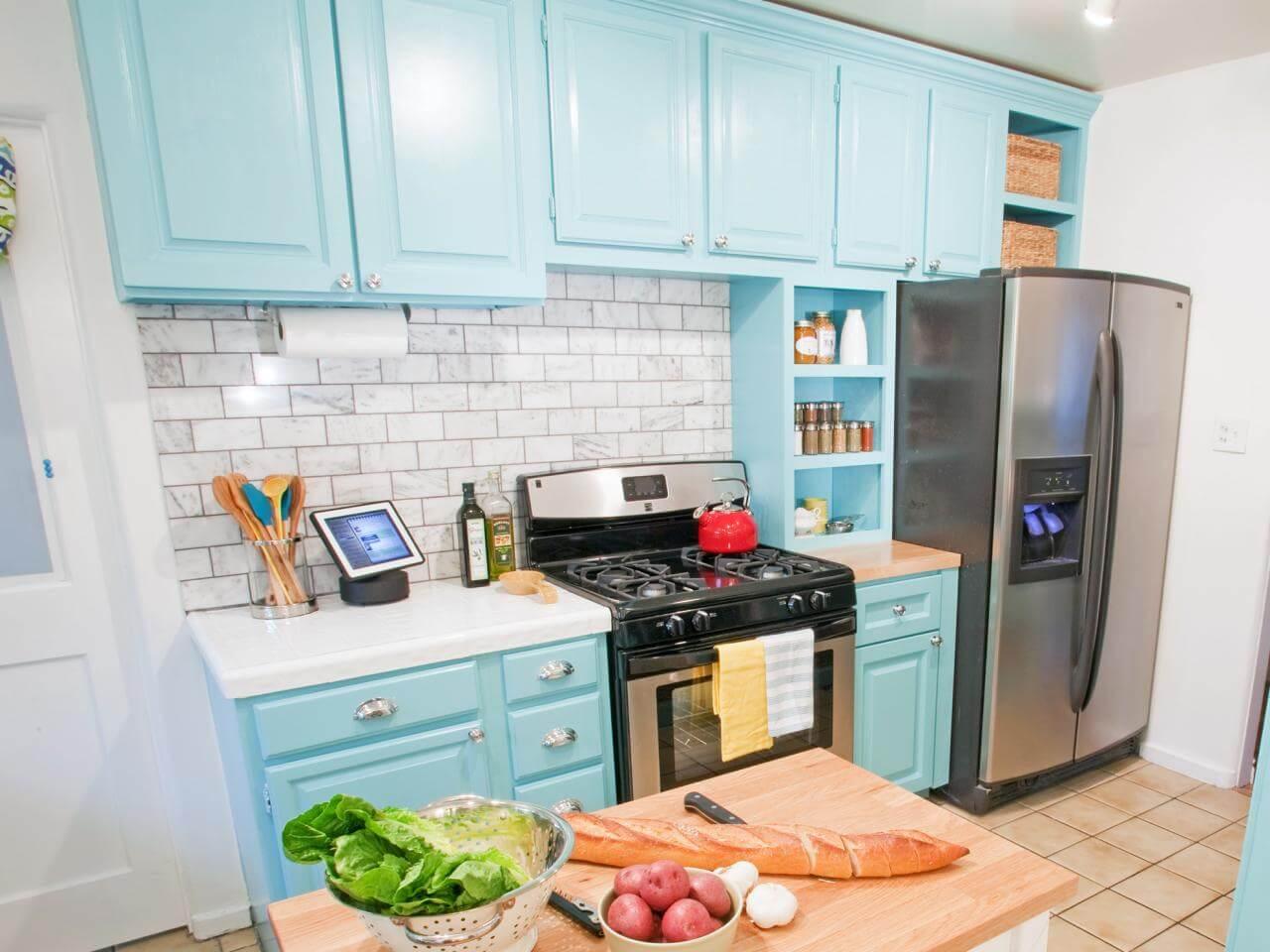 colores gabinetes cocina 11