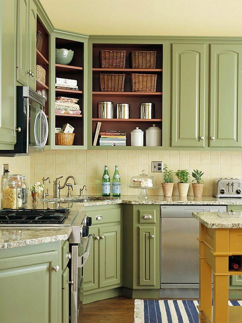 colores gabinetes cocina 5