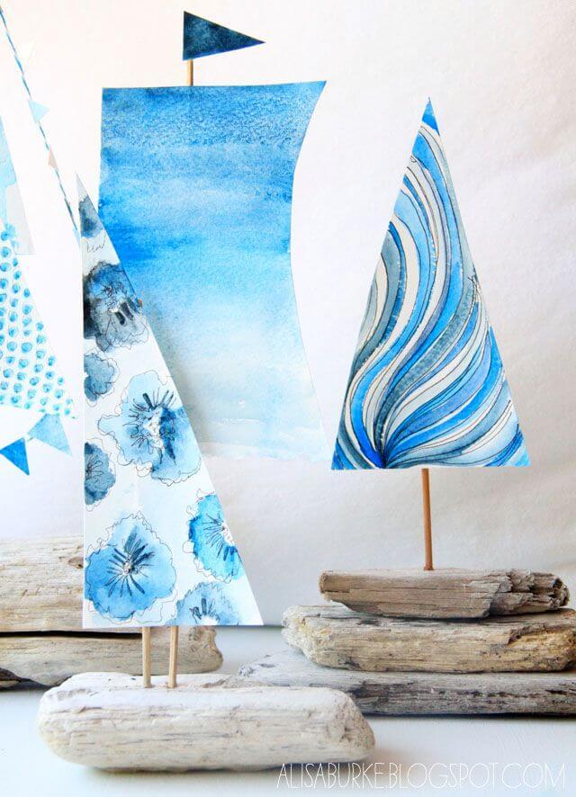 Inspiraciones de Decoración con Color Azul