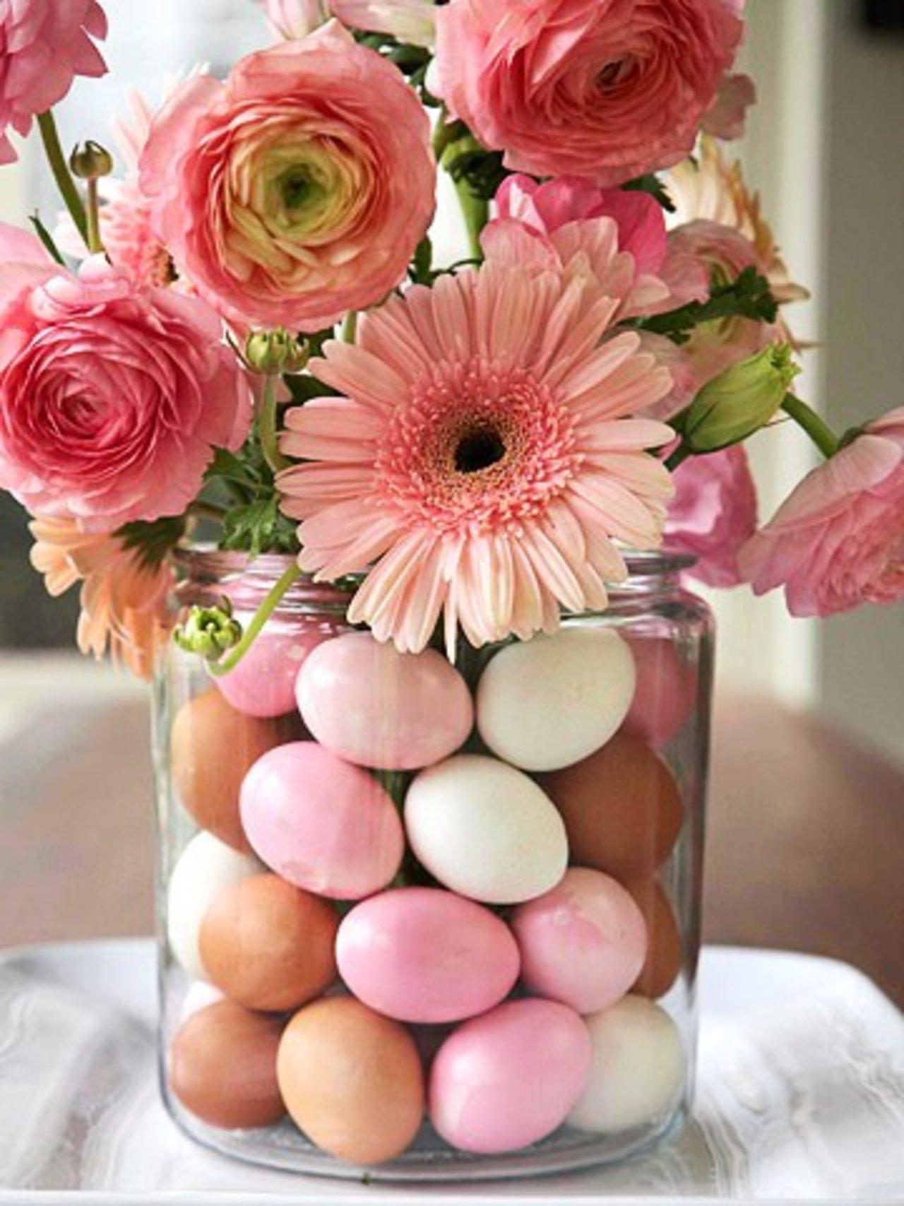Hermosas Decoraciones de Primavera para su Hogar