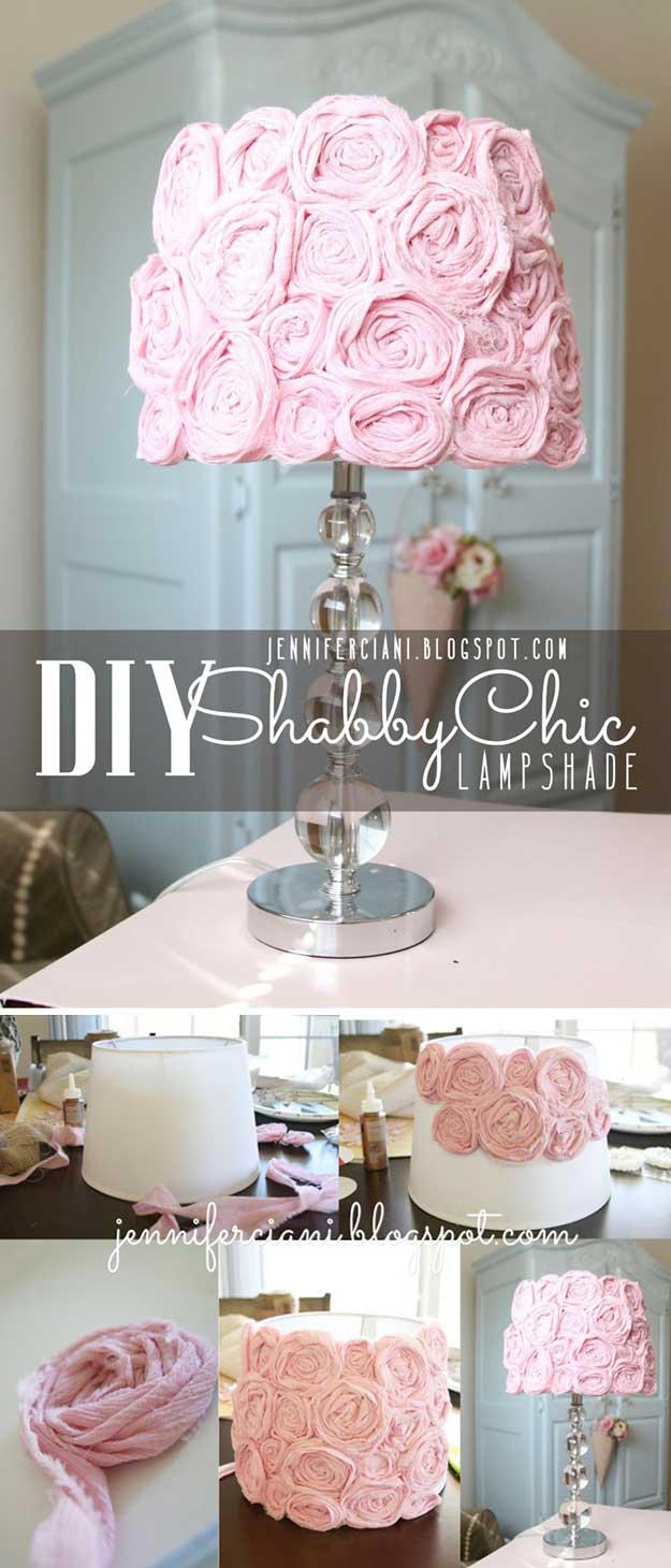 Increíbles Ideas de Decoración de Shabby Chic