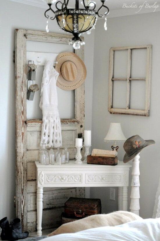 decorar dormitorio rustico 7