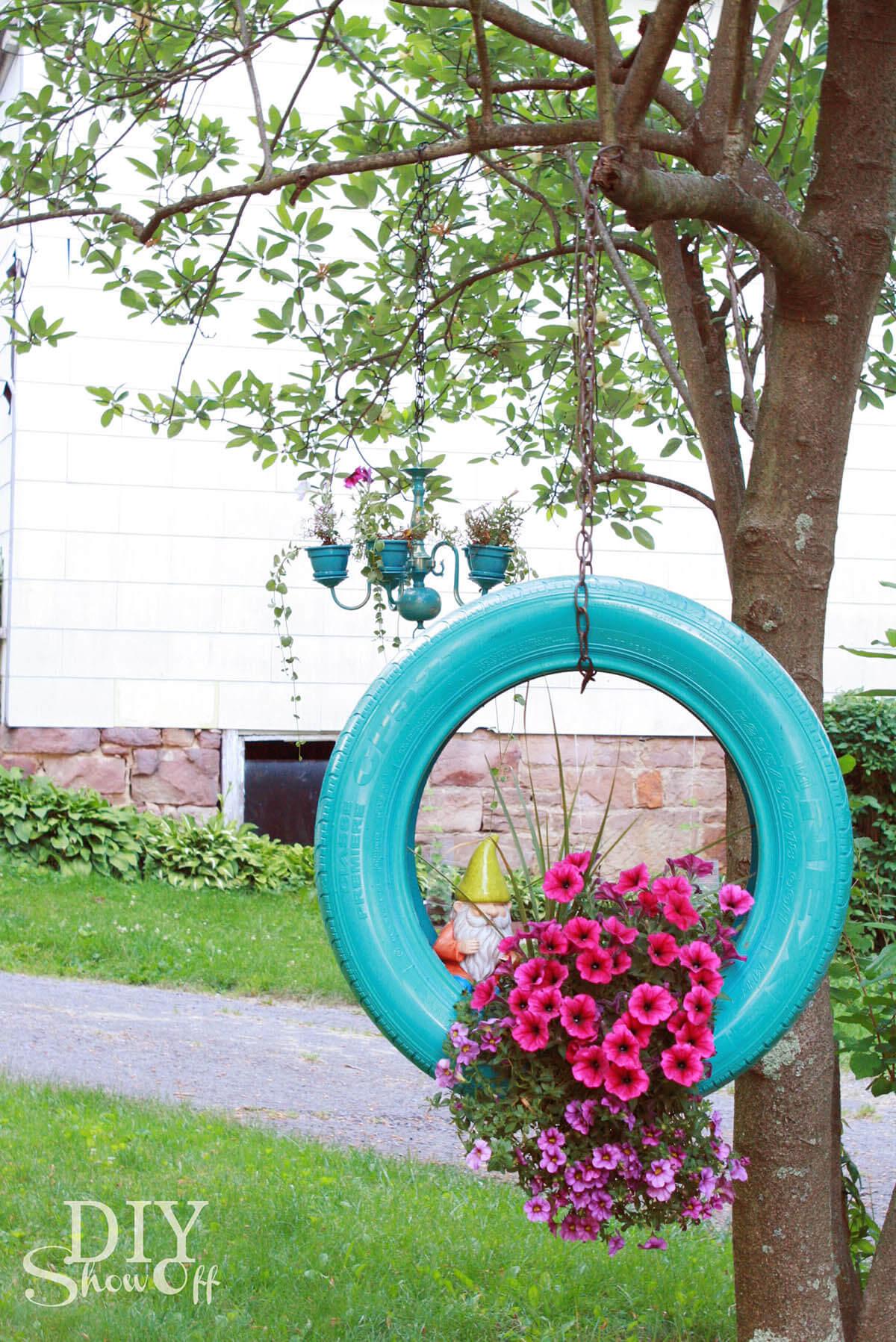 Decoraciones de Jardín que te Encantarán