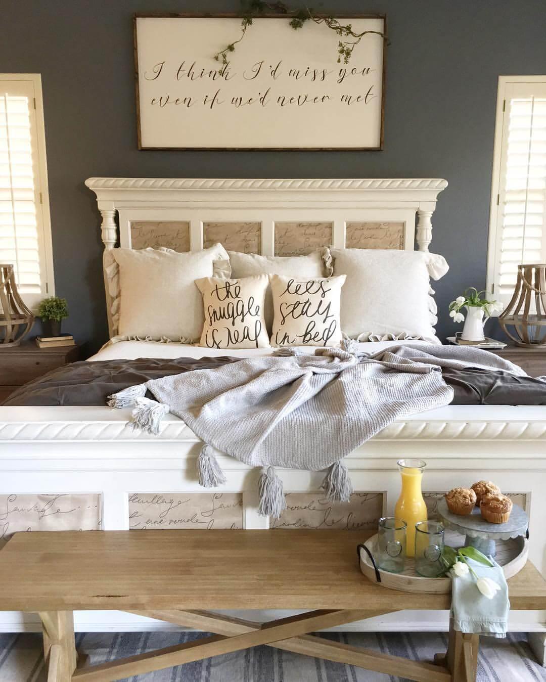 dormitorio estilo granja 11