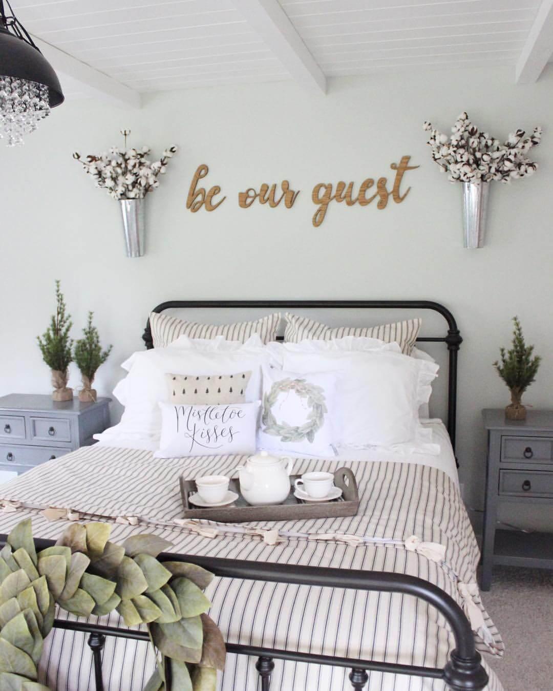 dormitorio estilo granja 12