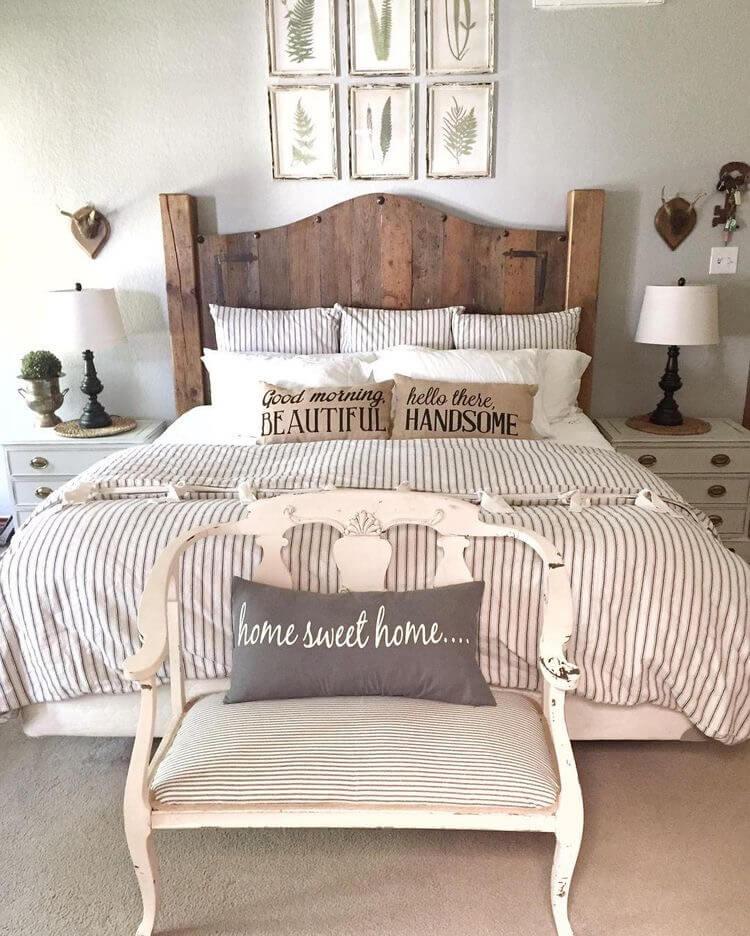 dormitorio estilo granja 14