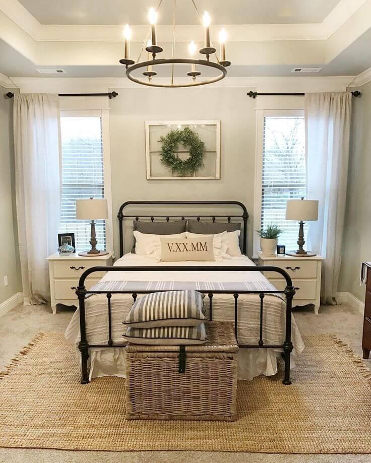 dormitorio estilo granja 2