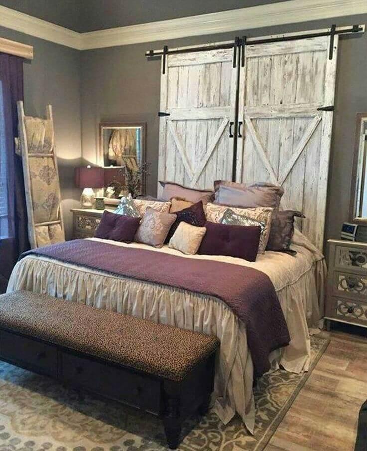 dormitorio estilo granja 7