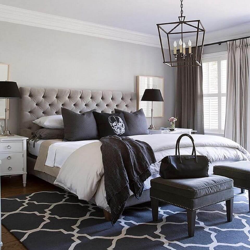 dormitorio gris 19