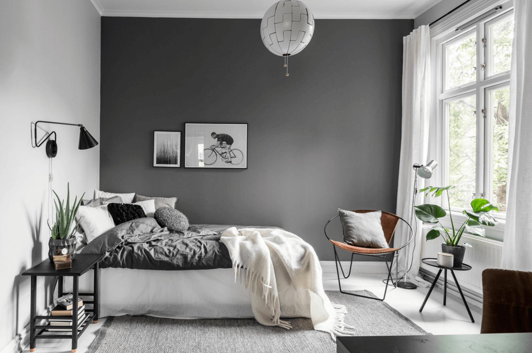 dormitorio gris 22