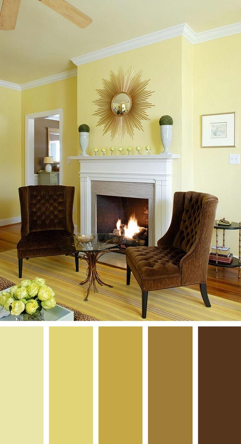 esquemas colores sala 10