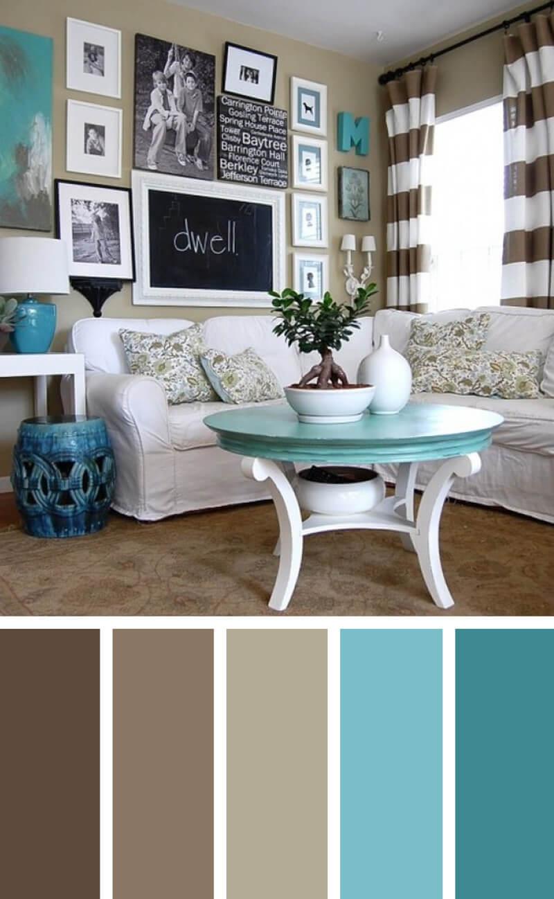 esquemas colores sala 2