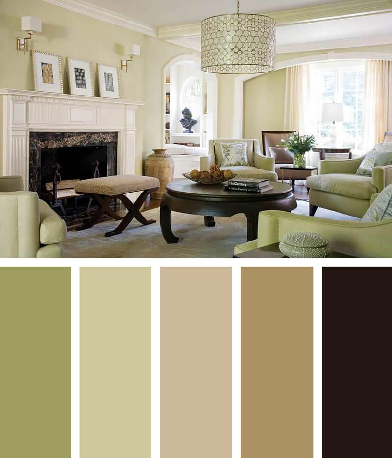 esquemas colores sala 6