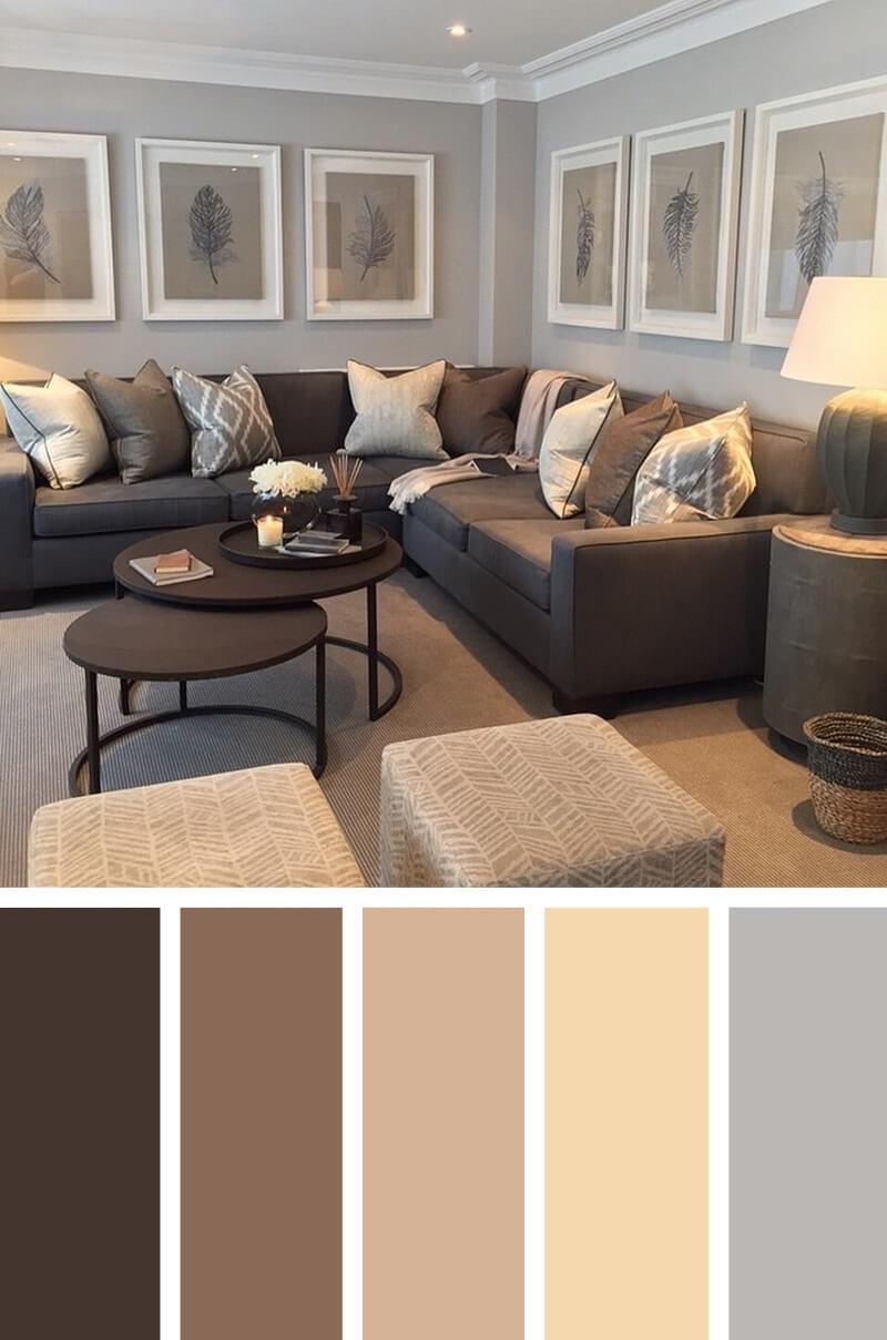 esquemas colores sala