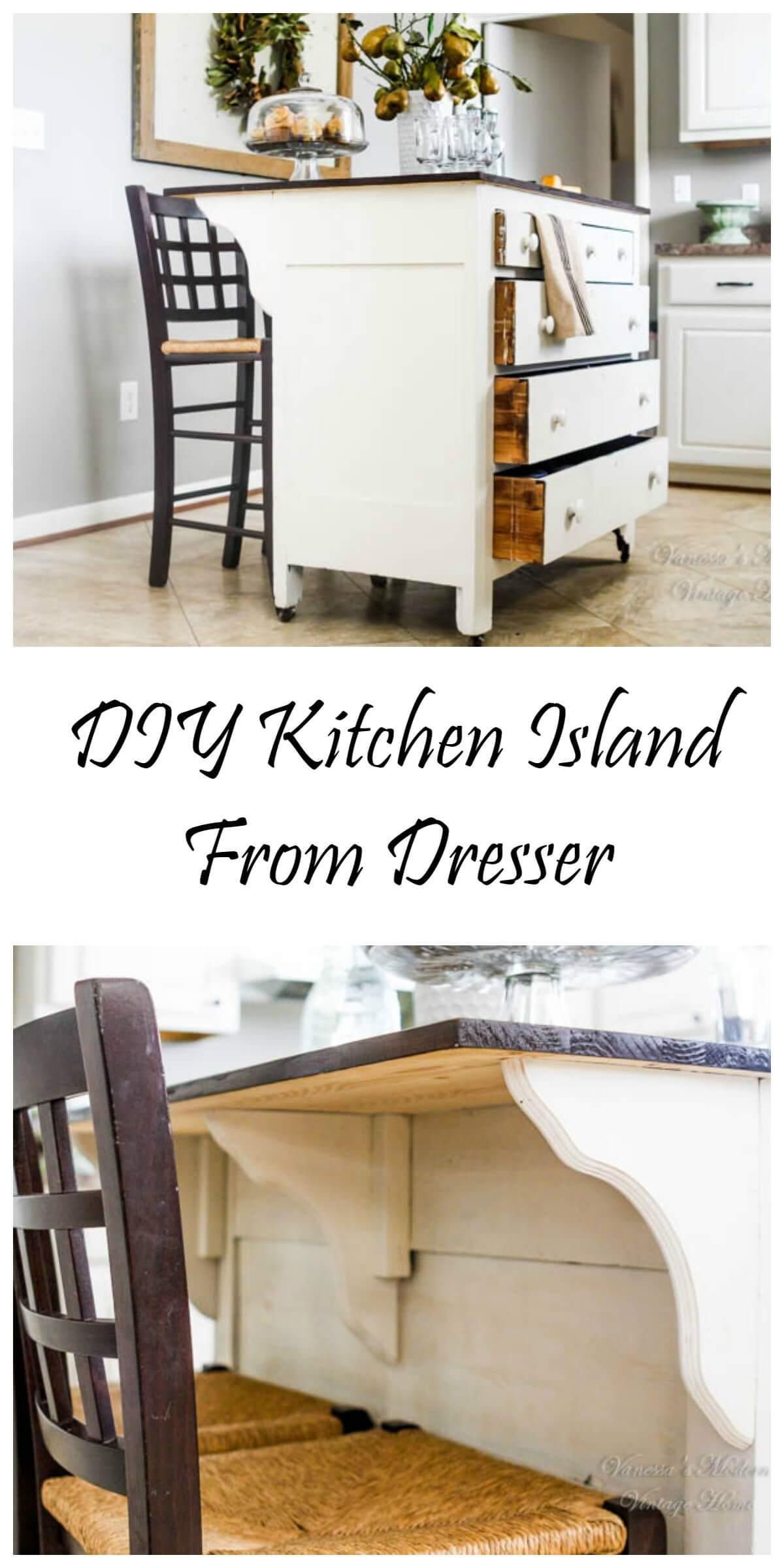 isla de cocina economica diy 21