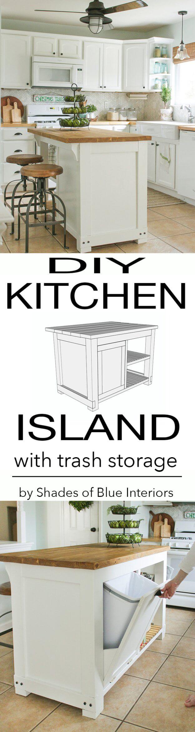 isla de cocina economica diy 6