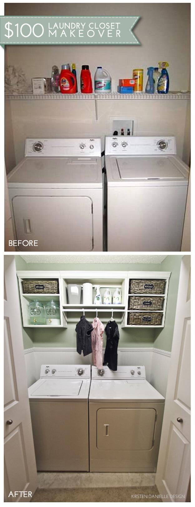 Ideas para Renovar una Lavandería Perfecta