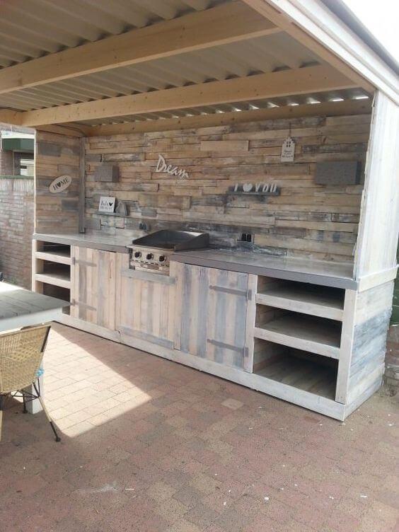 muebles paletas aire libre 15