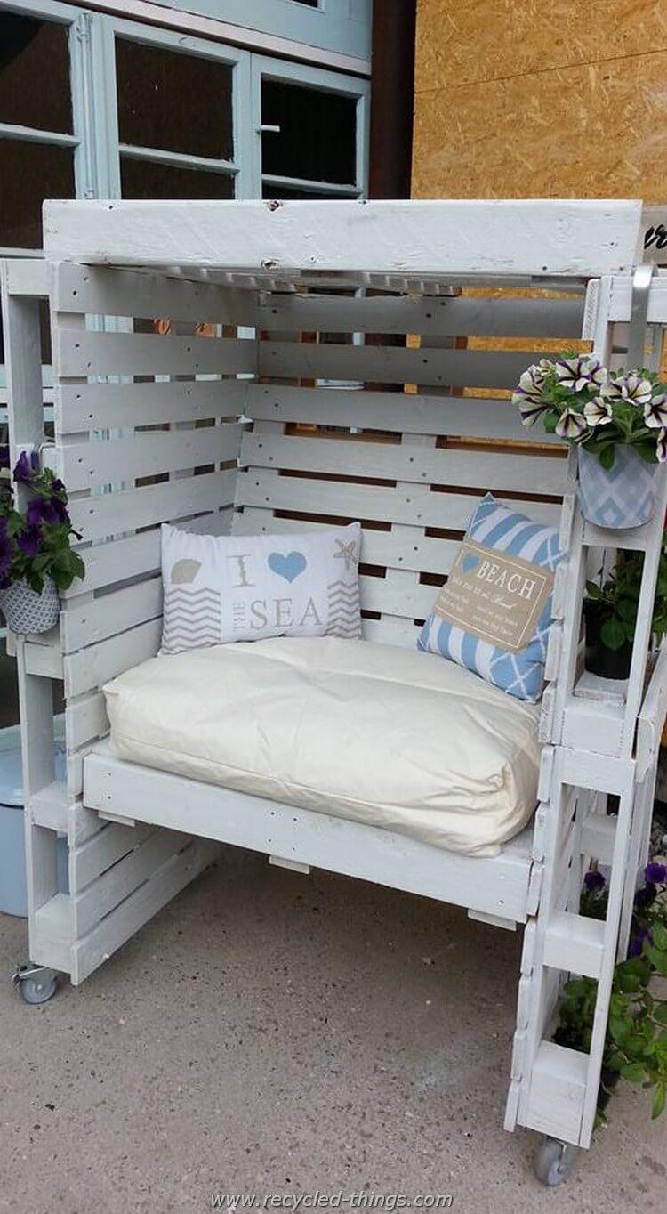muebles paletas aire libre 20