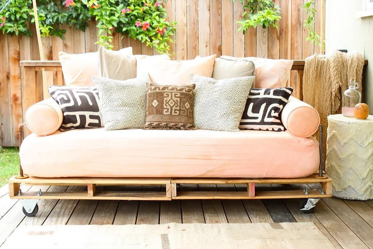 muebles paletas aire libre 22