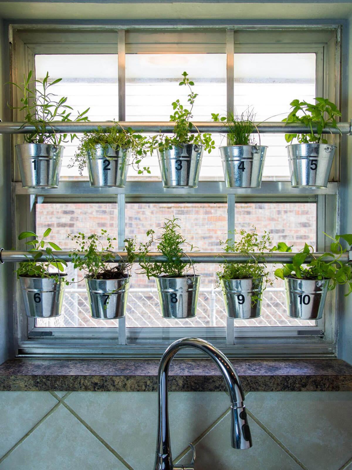 originales y creativos jardines hierbas 12