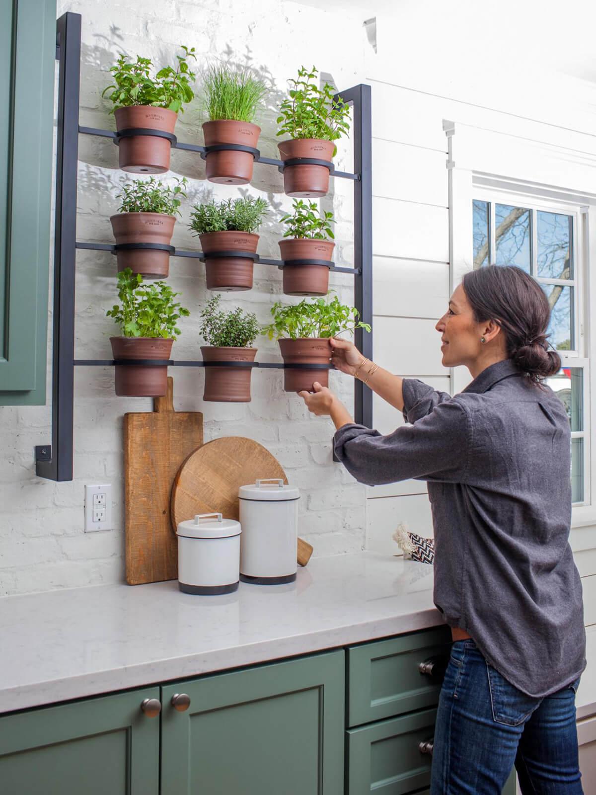 originales y creativos jardines hierbas 13