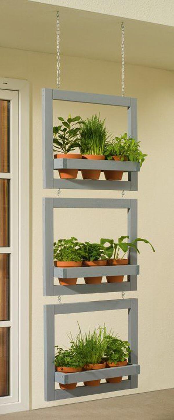 originales y creativos jardines hierbas 8