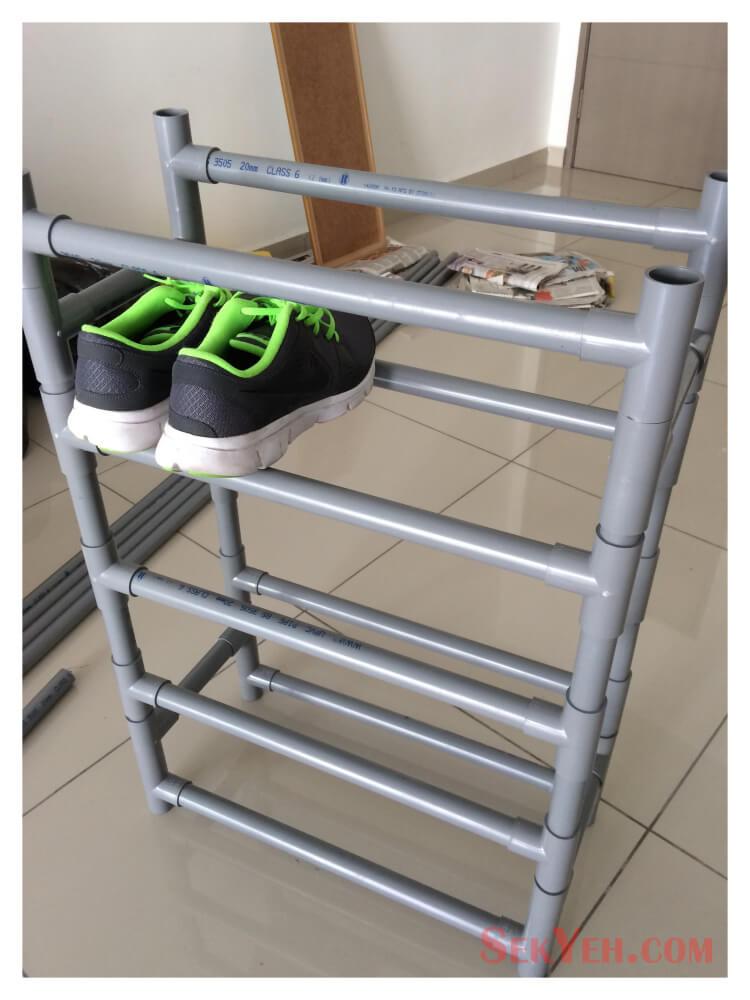 Proyectos Inteligentes de Organización y Almacenamiento con Tuberías PVC