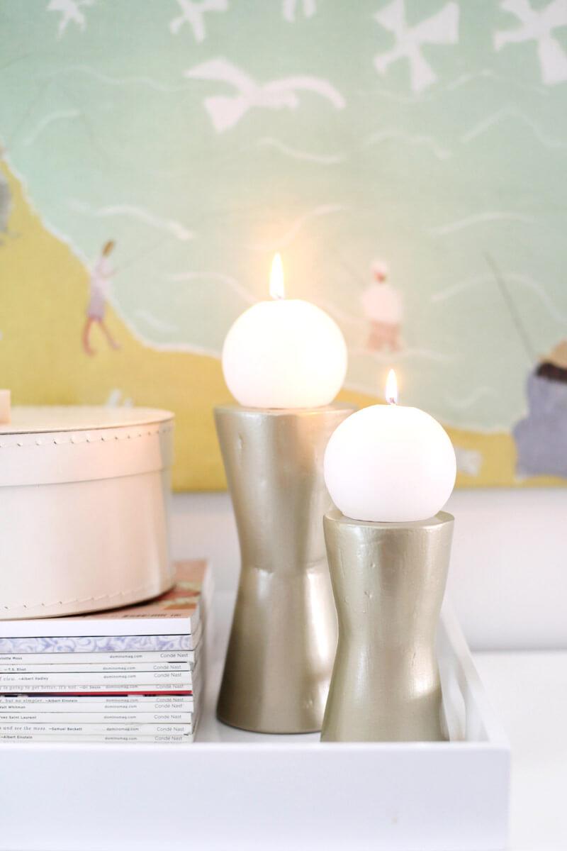 Ideas para Sostenedor de Velas para Embellecer su Habitación