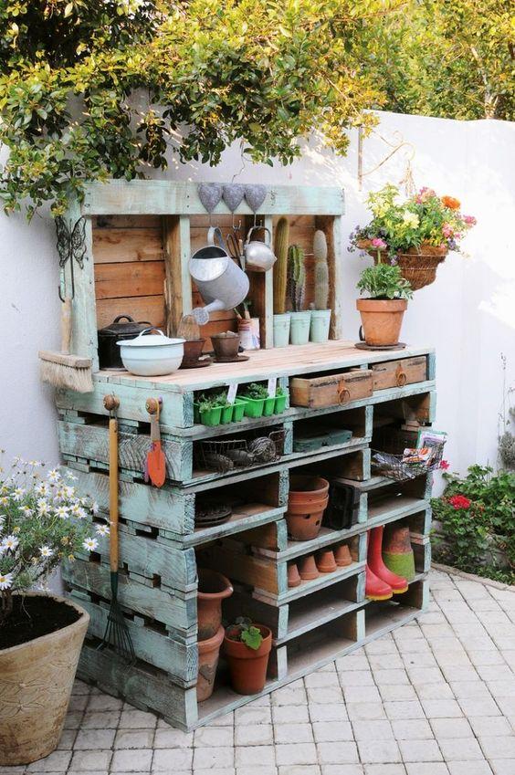bricolaje para tu jardin en verano 9