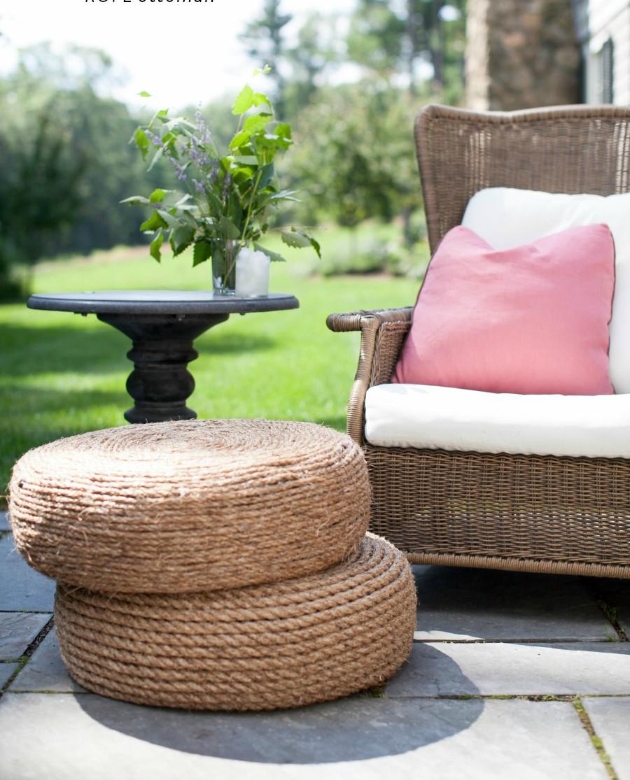 bricolaje para tu jardin en verano