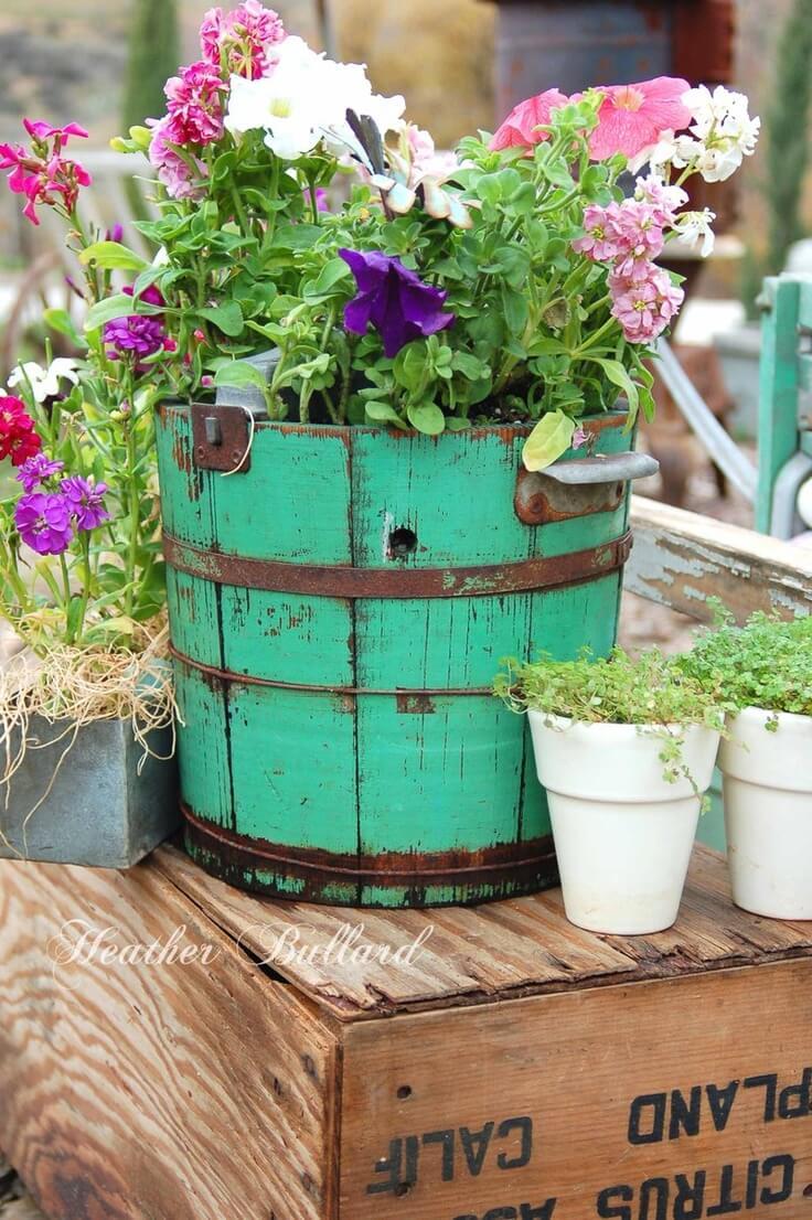 contenedores jardin reutilizados 12