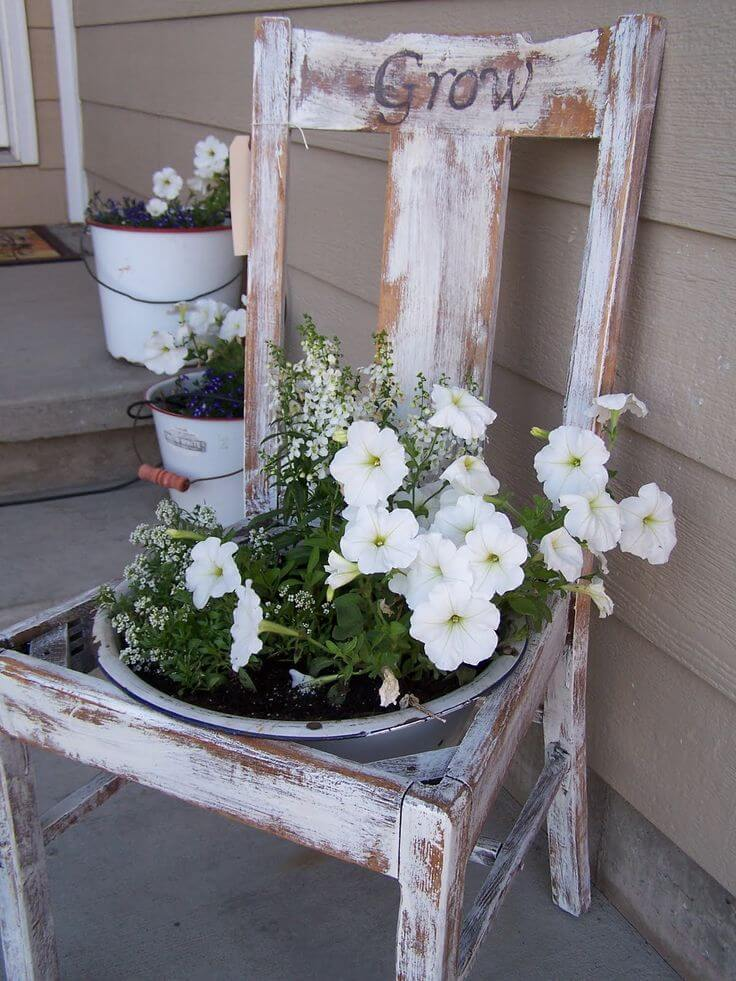 contenedores jardin reutilizados 13