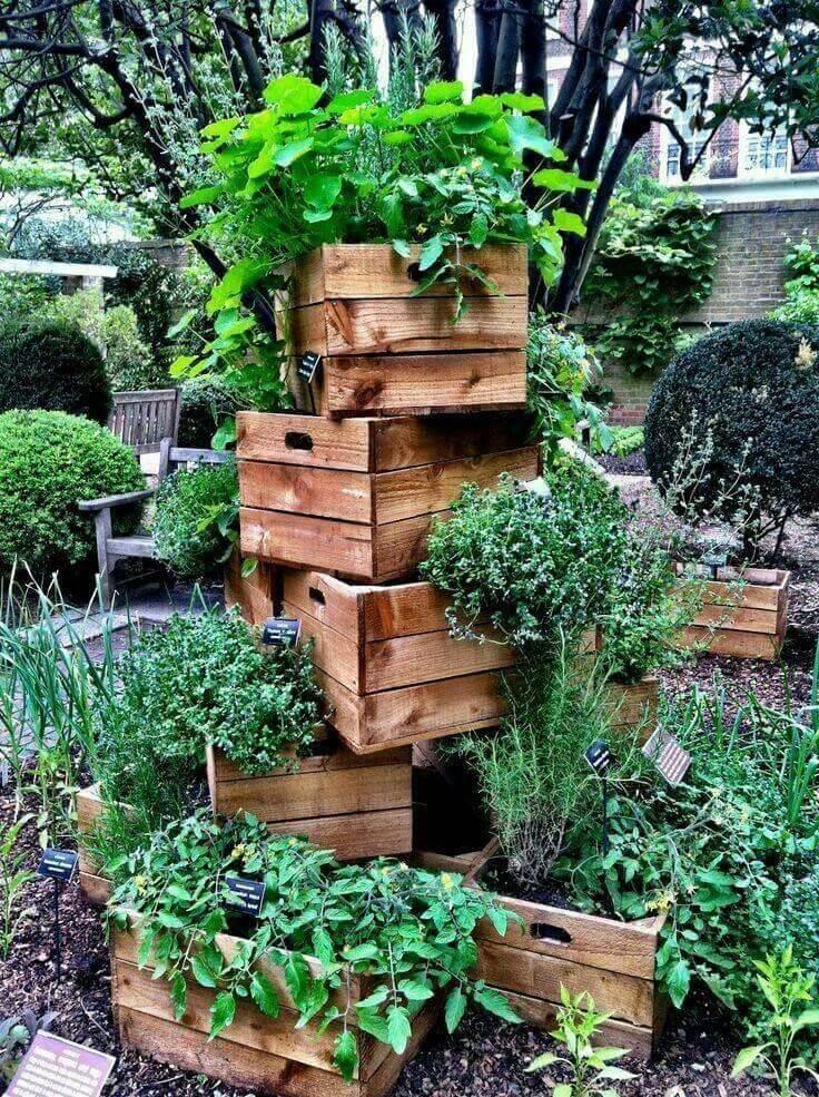 contenedores jardin reutilizados 19