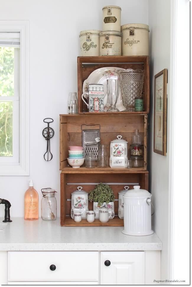 decor cocina vintage 11