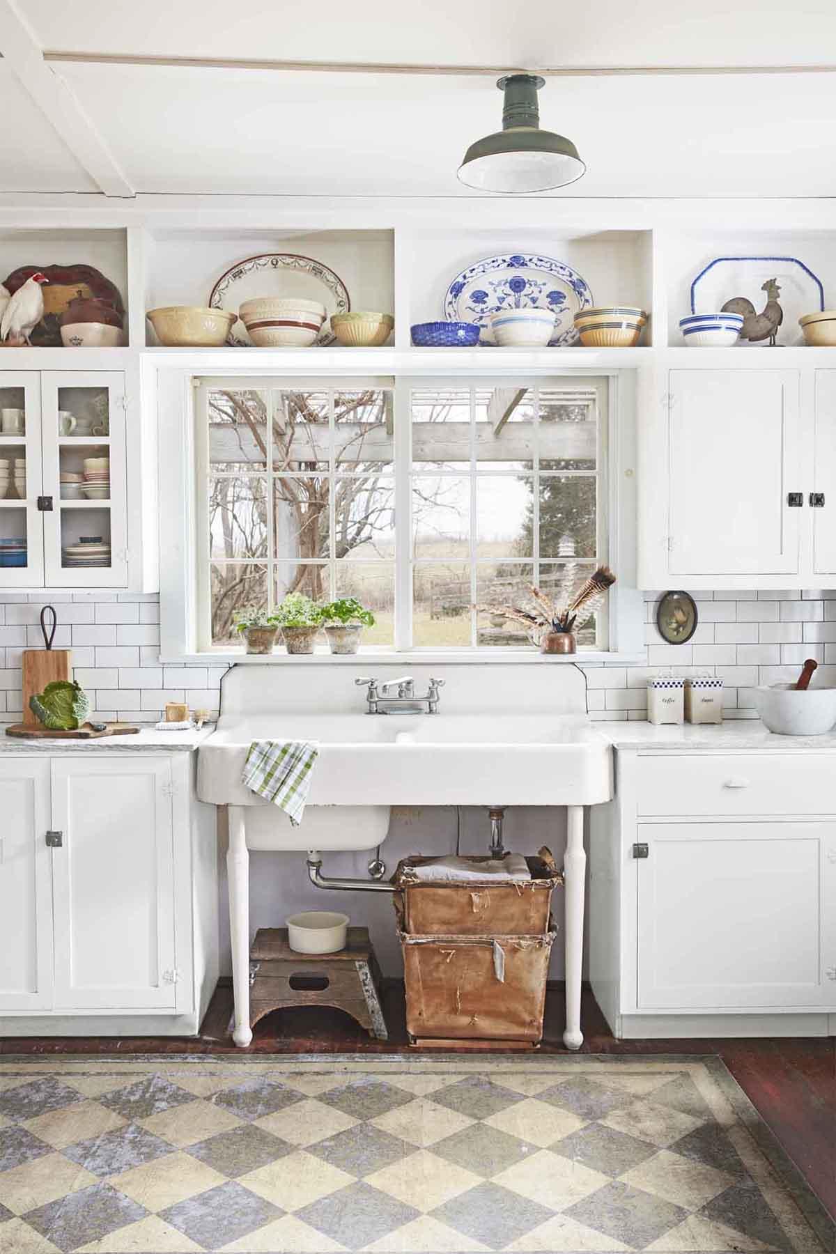 decor cocina vintage 13