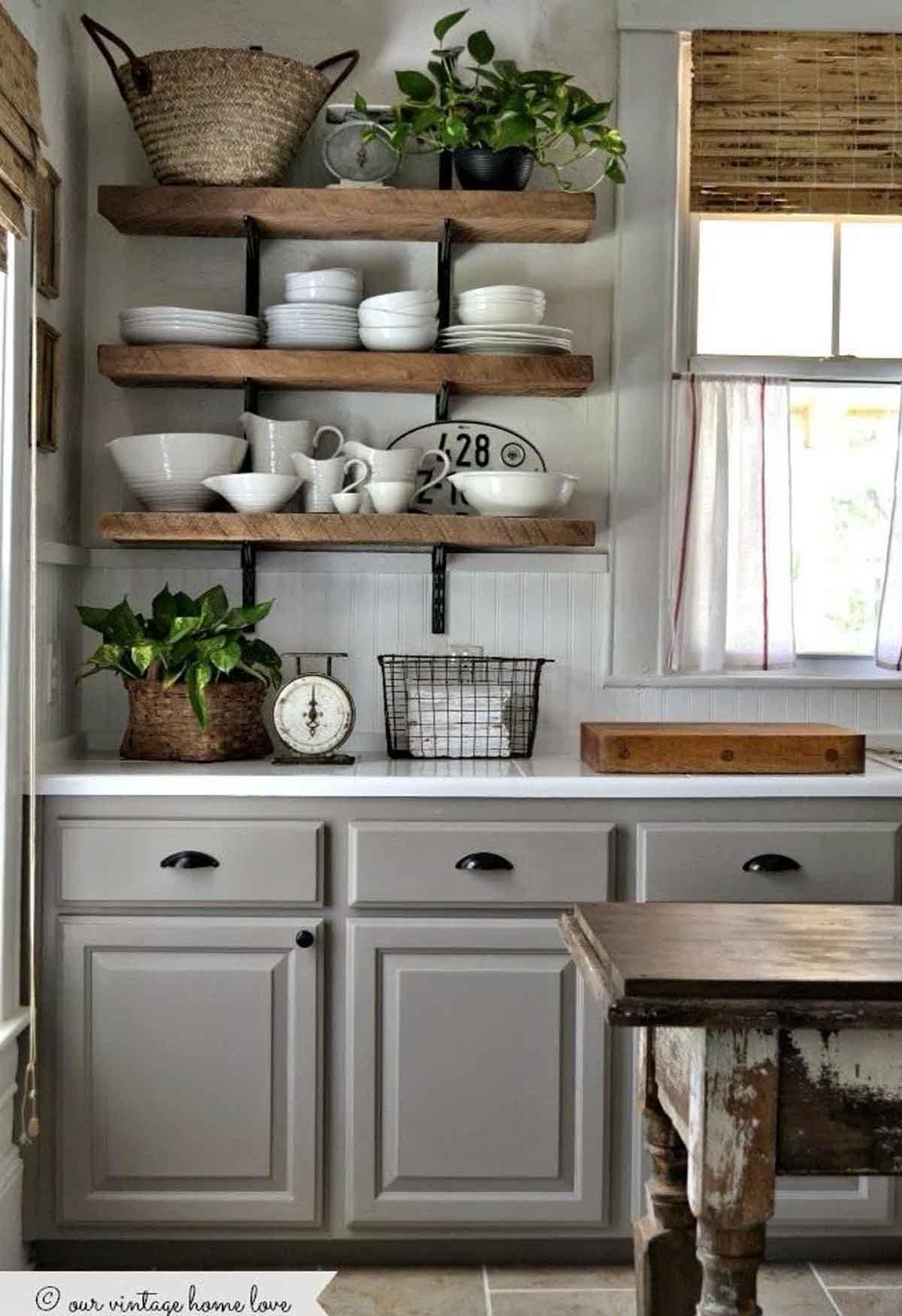 decor cocina vintage 15