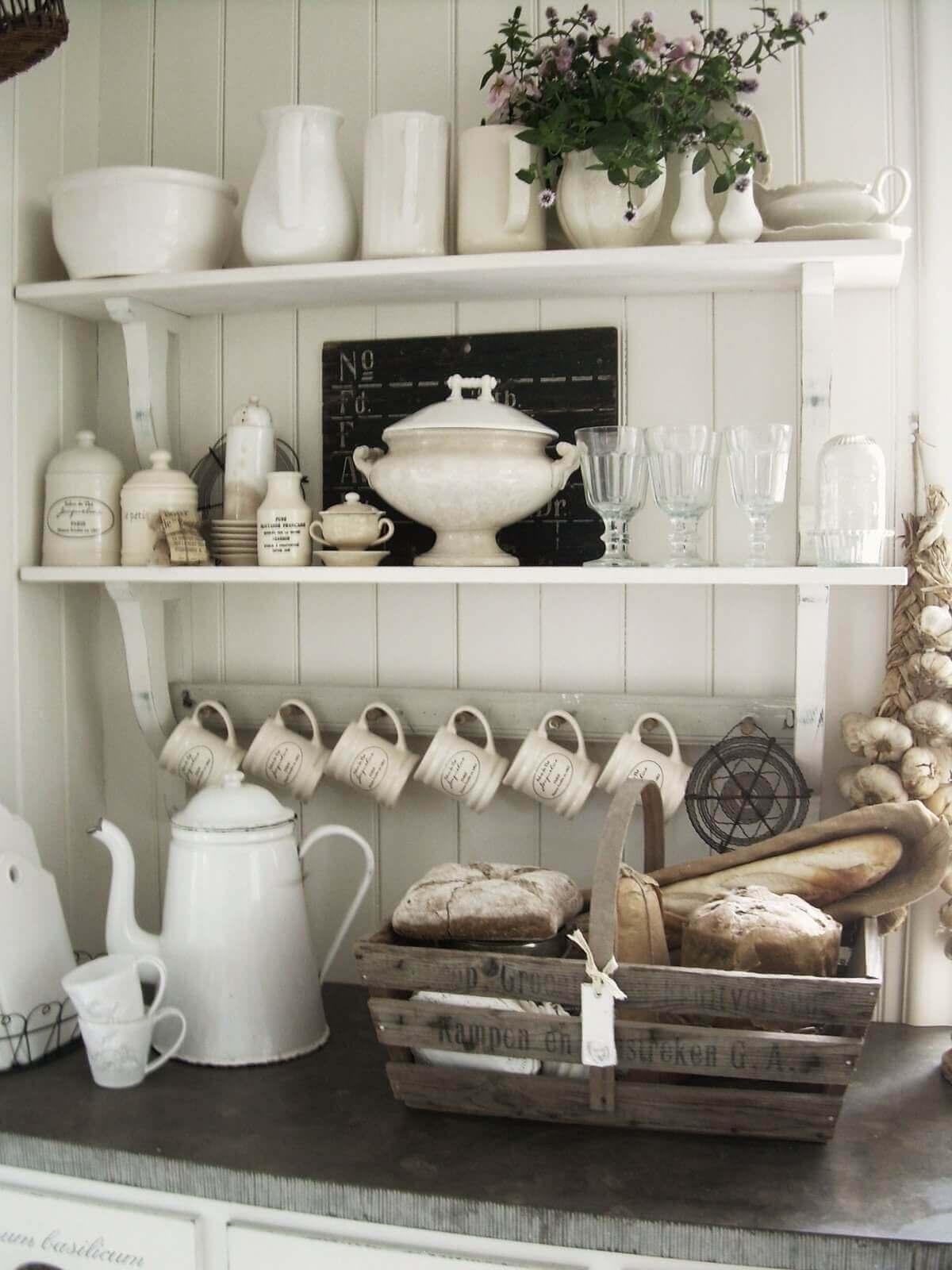 decor cocina vintage 2