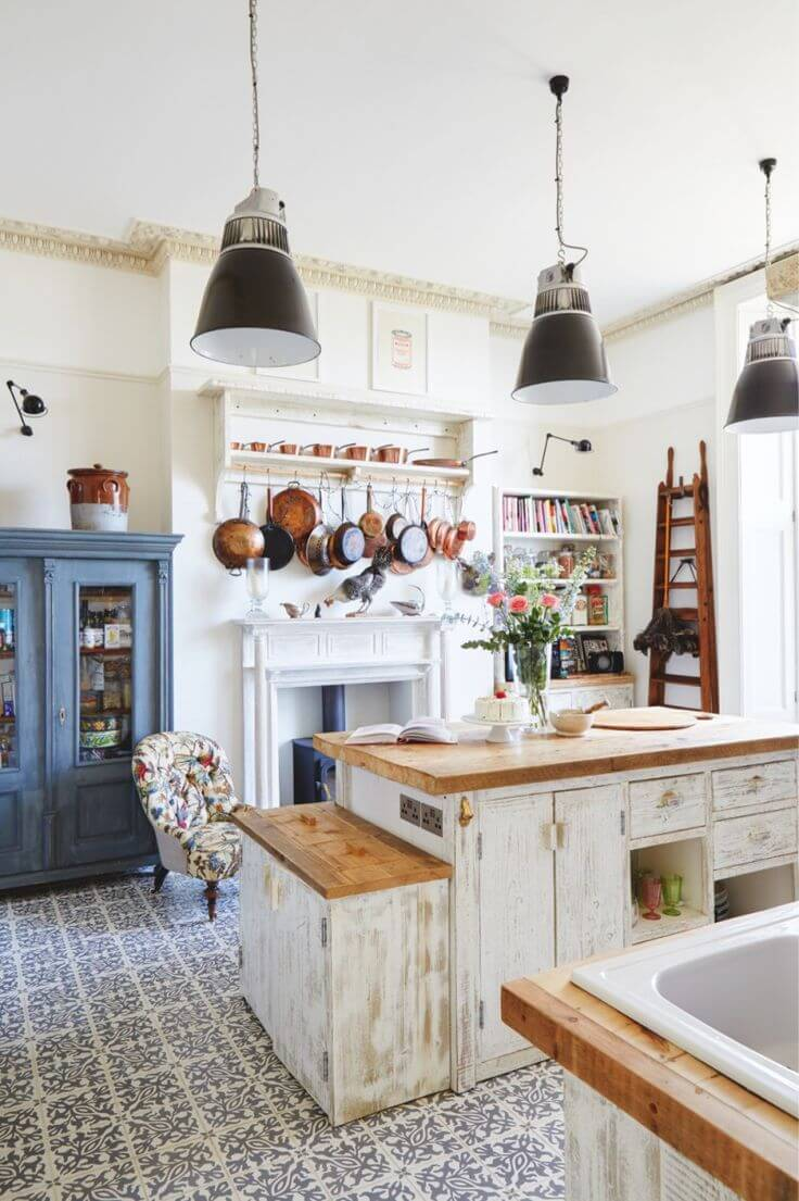 decor cocina vintage 20