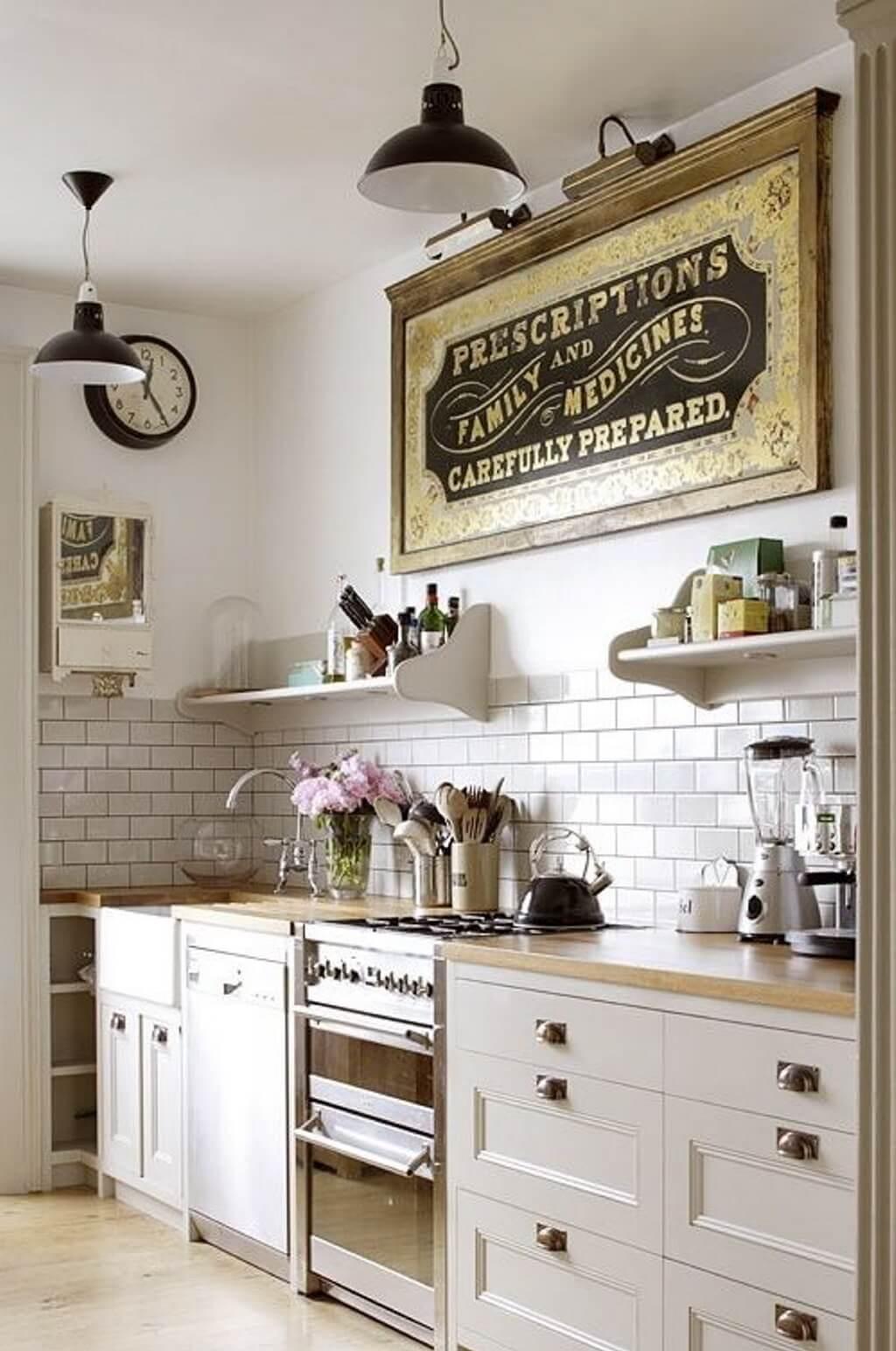 decor cocina vintage 4