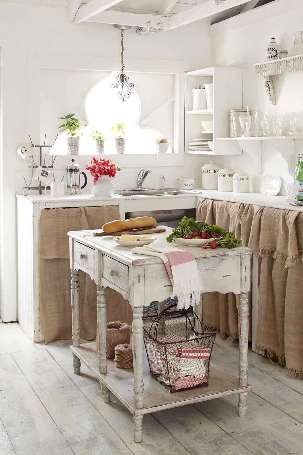 decor cocina vintage